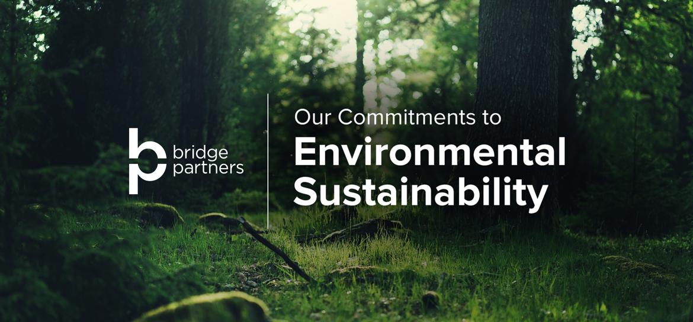 Bridge Partners Sustainability